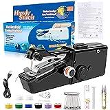 Máquina de Coser Portátil - Maquina de Coser Manual Mini Máquina de...