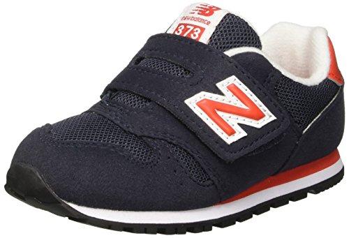 New Balance - NBKV373VRI - Debout Chaussures Bébé, bleu (navy red), taille 21