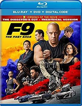F9  The Fast Saga - Director s Cut Blu-ray + DVD + Digital