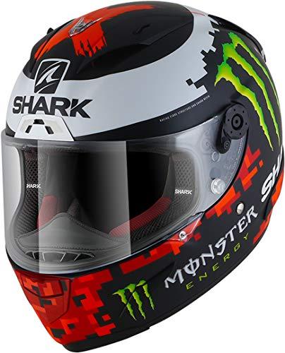 Shark Casco integral RACE-R PRO Replica Lorenzo Monster KRG talla M