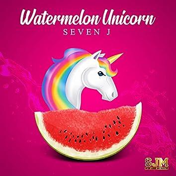 Watermelon Unicorn