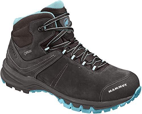 Mammut Damen Trekking- & Wander Trekking- & Wanderstiefel Schuh Nova III Mid GTX,  Grau (graphite-whisper 00137),  EU 37 1/3