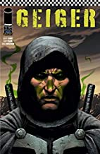 Geiger #1 Cover E Frank Glow In The Dark Var W/ Rated Comics backer