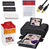 Best Photo Printers - Canon SELPHY CP1300 Wireless Compact Photo Printer (Black) Review