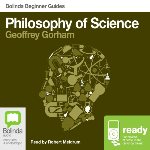 Philosophy of Science: Bolinda Beginner Guides audiobook cover art