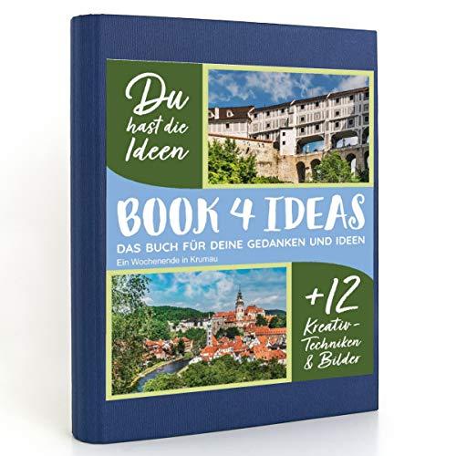 BOOK 4 IDEAS modern | Ein Wochenende in Krumau, Eintragbuch mit Bildern
