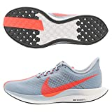 Nike Zoom Pegasus 35 Turbo Men's Running Shoe Black/VAST Grey-Oil Grey-Gunsmoke Size 7.5