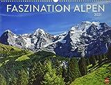 Faszination Alpen Kalender 2021