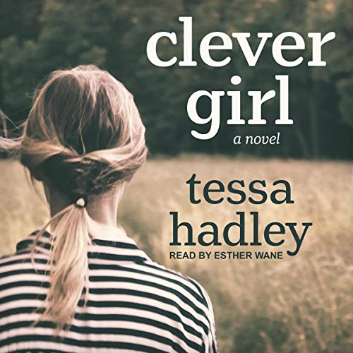 Clever Girl audiobook cover art