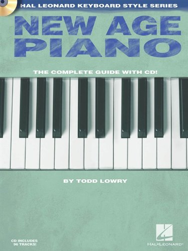 New Age Piano: Hal Leonard Keyboard Style Series (English Edition)