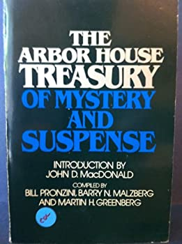 The Arbor House Treasury of Mystery and Suspense 087795349X Book Cover