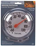 Chaney Instrument Taylor Indoor/Outdoor Window Thermometer