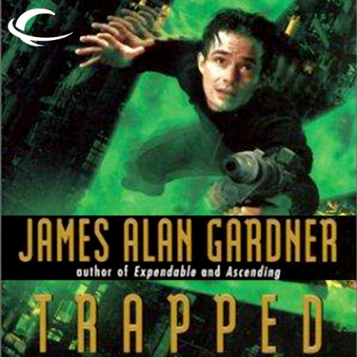 Trapped     League of Peoples, Book 6              By:                                                                                                                                 James Alan Gardner                               Narrated by:                                                                                                                                 William Dufris                      Length: 14 hrs and 30 mins     17 ratings     Overall 4.4