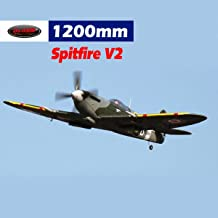 spitfire rc plane