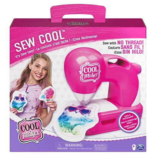 Cool Maker, Macchina Da Cucire Sew Cool, Cuce Senza Filo, Dai 6 Anni In Su, 6058340
