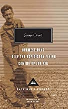 Burmese Days: Keep the Aspidistra Flying. Coming Up for Air [3/1/2011] George Orwell