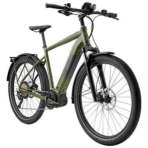 breezer E Bike All Terrain Bike 650B Powerwolf Evo SM Mountainbike 27,5
