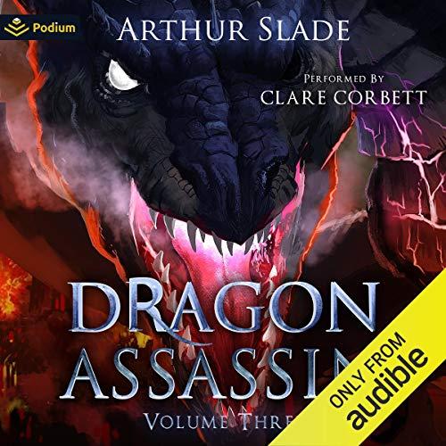 Dragon Assassin: Volume 3 cover art