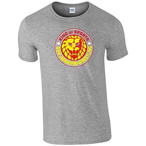 New Japan PRO Wrestling T Shirt Bullet Club MMA Boxing Gym NJPW Gift Men Tee Top