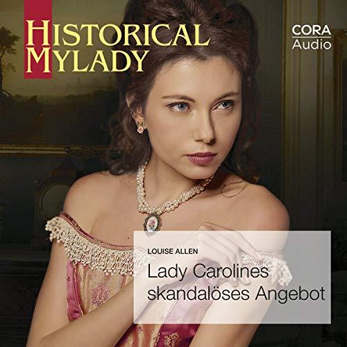 Lady Carolines skandalöses Angebot cover art