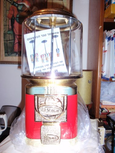Buy Discount Seaga Large Vending Candy Gumball Machine Quarter Vend