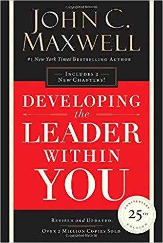 [0718073991] [9780718073992] Developing the Leader Within You 2.0 25th Anniversary Edition- Hardcover