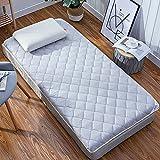 Colchoneta Tatami Para Dormir, Color Puro, Estilo Simple, Cojines Antideslizantes Duraderos Para El Suelo, Colchón Plegable...