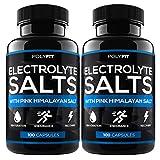 (2 Pack | 200 Salt Pills) Salt Tablets Electrolyte for Runners