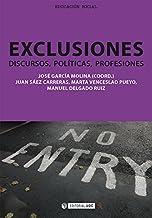 Exclusiones. Discursos, políticas, profesiones (Manuales)