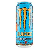 Monster Bevanda Energetica Gusto Mango - Lattina, 500 ml
