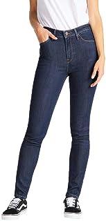 Lee womens Scarlett High Plus Size Skinny Jeans