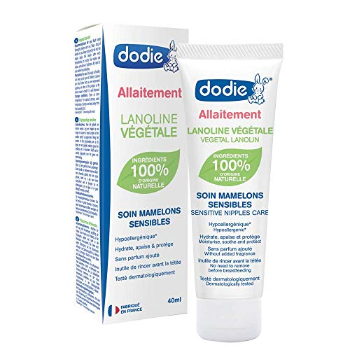 Dodie Breastfeeding Vegetal Lanolin 40ml