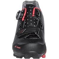 VAUDE MTB Snar Pro, Zapatillas de Ciclismo de Carretera Unisex Adulto, Negro (Black 010), 44 EU