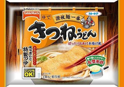 【12パック】 冷凍食品 讃岐麺一番 きつねうどん 280g