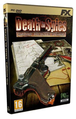 FX Interactive Death to Spies - Juego (PC, Estrategia, Leader): Amazon.es: Videojuegos