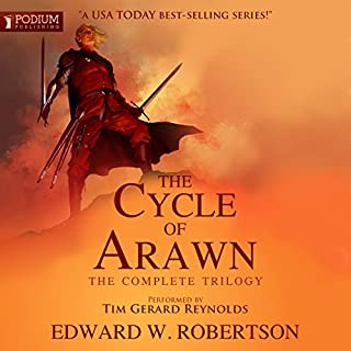 The Cycle of Arawn cover art