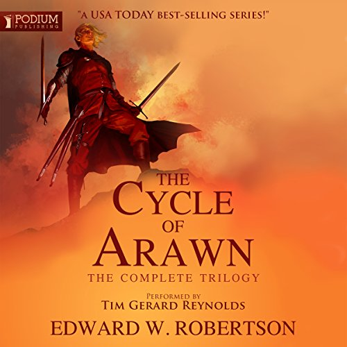 The Cycle of Arawn audiobook cover art