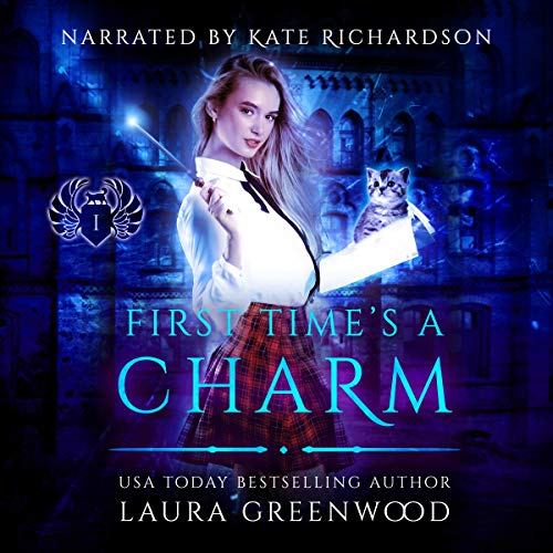 First Time's a Charm audiobook cover art