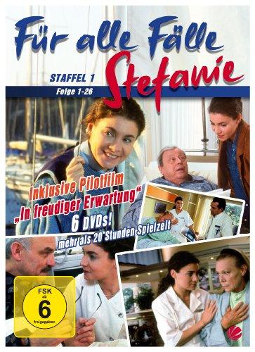 Staffel 1, Folge 1-26 (6 DVDs)