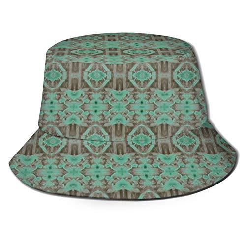 Neon Lattice Gate Bucket Hats Wide Brim Summer Travel Hiking Sports Beach Sun Hat Outdoor Cap Fisherman Hats Unisex