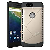 JKase CANVAS Slim Protective Dual Layer Armor Case Cover