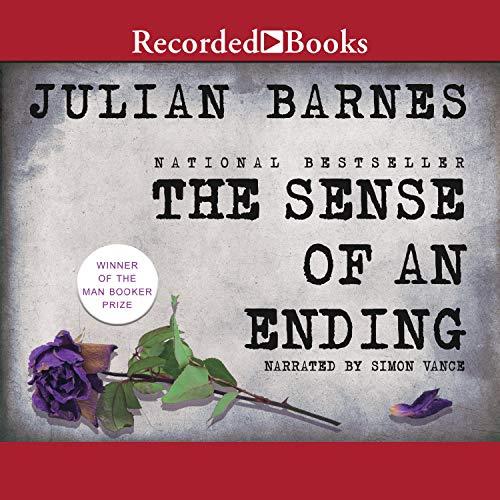 The Sense of an Ending Audiobook By Julian Barnes cover art