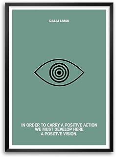 Mejor Dalai Lama Poster de 2021 - Mejor valorados y revisados