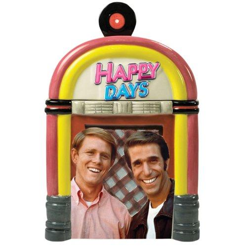 Westland Giftware Happy Days Happy Days Jukebox Cookie Jar, 11-Inch