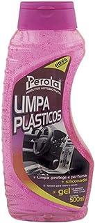 Limpa Plásticos 500ml Pérola