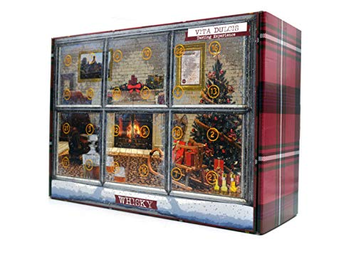 Vita Dulcis Whisk(e) y Adventskalender International Edition 3-24x0,02l