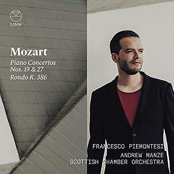 Piano Concertos Nos. 19 & 27, Rondo K. 386