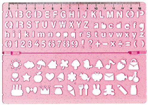 クツワ STAD テンプレート(ダブル) KB009PK ピンク
