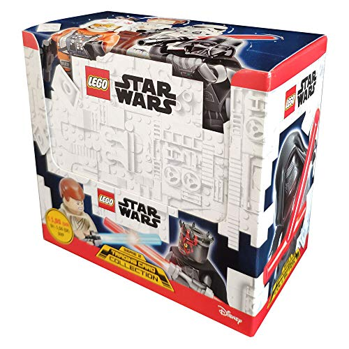 Lego Star Wars - Serie 2 Trading Cards - 1 Display (50 Booster)