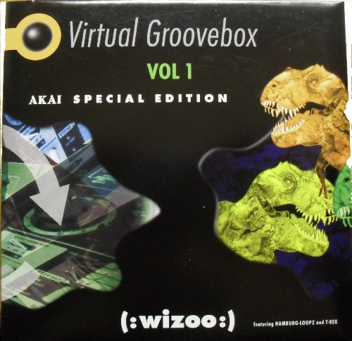 Virtual Groovebox [Sample-CD for AKAI]